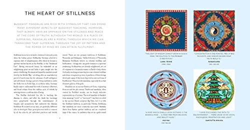 Mindful Mandala Colouring Book