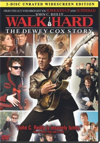 Cover art for  Walk Hard - The Dewey Cox Story (Two-Disc Special Edition)
