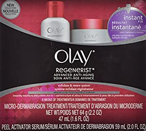 Olay Regenerist Microdermabrasion and Peel System 1 Kit