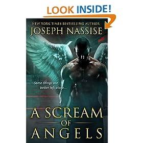 A Scream of Angels: Templar Chronicles Book 2 (An Urban Fantasy Series)