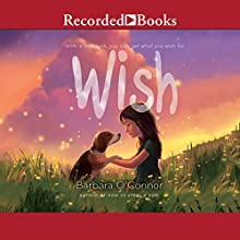 Wish Audiobook by Barbara O'Connor Narrated by Suzy Jackson