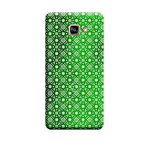 Skintice Designer Back Cover with direct 3D sublimation printing for Samsung Galaxy A7 (2016)