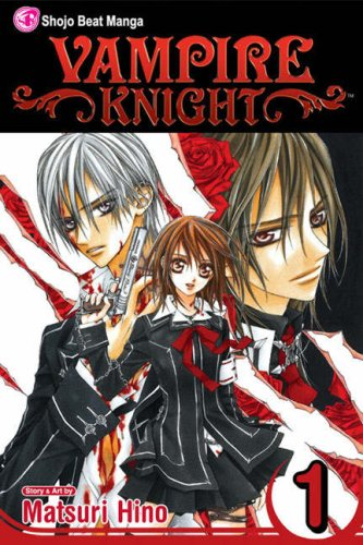 Image of Vampire Knight, Volume 1 (v. 1)