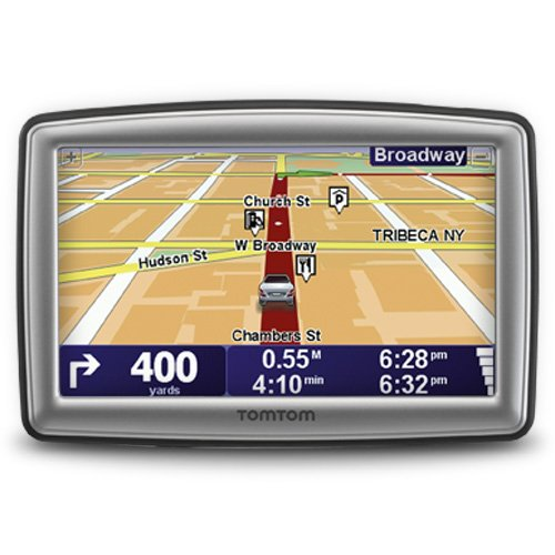 TomTom XXL 530-S 5-Inch Widescreen Portable GPS Navigator
