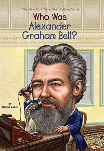 Who Was Alexander Graham Bell? (Who Was...? (Paperback))