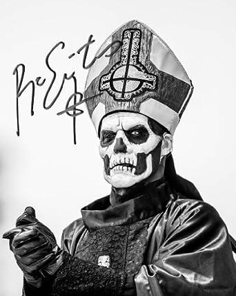 Ghost B.C. swedish metal band Papa Emeritus II reprint