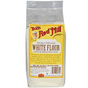 Amazon.com: Bob's Red Mill Unbromated Unbleached White