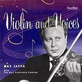 echange, troc Max Jaffa, Palm Court Orchestra - Violin & Voices