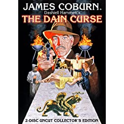 Dashiell Hammett's The Dain Curse (complete mini series) (2 disc set)