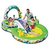 Intex Blast Zone Water Park Slide Pooh.