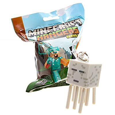 Official Minecraft Exclusive GHAST Toy Action Figure Hanger by MOJANG