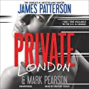 Private London Audiobook by James Patterson, Mark Pearson Narrated by Rupert Degas