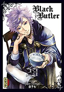 Black Butler Edition simple Tome 23