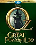 Oz the Great and Powerful (Blu-ray 3D + Digital Copy)