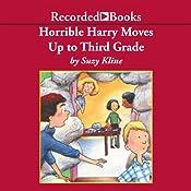 Horrible Harry Moves Up to Third Grade | Suzy Kline