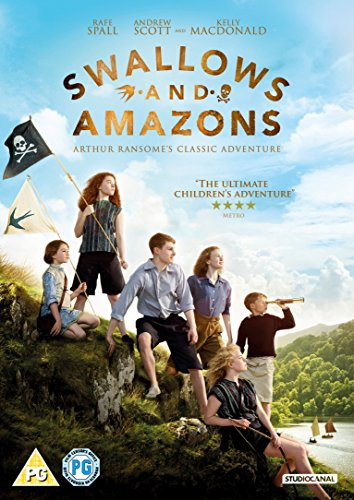 Swallows And Amazons [DVD] [2016]
