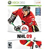 NHL 09 - Xbox 360 ~ Electronic Arts