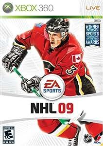 NHL 09 - Xbox 360