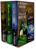 img - for A FITZJOHN MYSTERY VOL 1-3 BOX SET book / textbook / text book