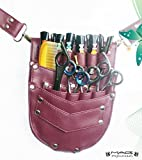 Mac Professional Hair Dressers Scissors Holder Holster /Pouch For Multi And Professional Use Mac-174