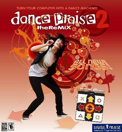 CHRISTIAN COMPUTER GAMES Dance Praise 2 the ReMix