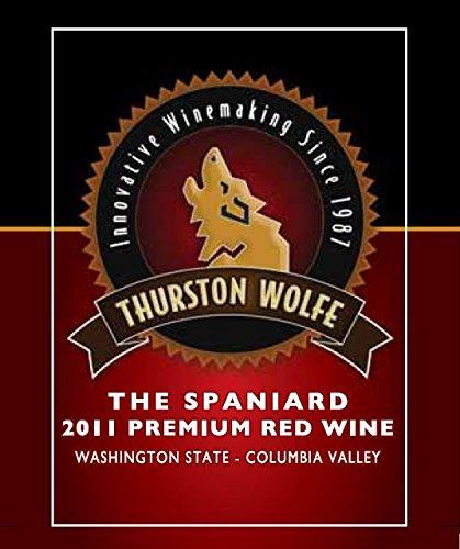 2011 Thurston Wolfe 'The Spaniard' Premium Red Table Wine 750 Ml