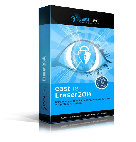 East-Tec Eraser – Guard Against Identity Theft and Protect Your Privacy By Safely Cleaning and Erasing Sensitive Data Like Medical Records or Financial Data From Your Computer (Windows Software)