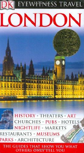 DK Eyewitness Travel Guide to London