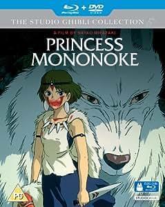 amazon princess mononoke blu ray