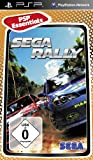 Sega Rally - Essentials (PSP)