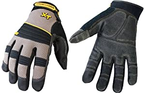 Youngstown Glove 03-3050-78-S Pro XT Performance Glove Small, Gray
