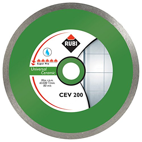 Rubi CEV 200 8'' Blade, 30946 (Rubi Wet Saw compare prices)