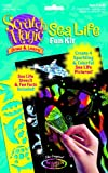 Scratch Art Magic Draw and Learn Sea Life
