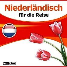 Niederländisch für die Reise Hörbuch von Max Starrenberg Gesprochen von:  div.
