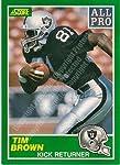 1989 #305 Tim Brown
