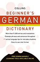Collins Beginner's German Dictionary, 3rd Edition