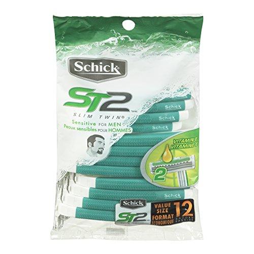 schick-slim-twin-disposable-razor-sensitive-12-ct