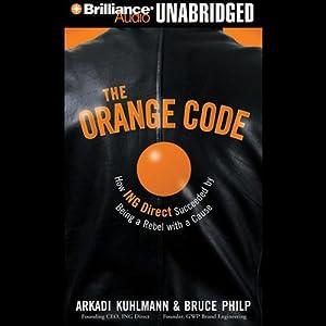 The Orange Code Audiobook