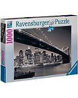 Ravensburger - 15835 - Puzzle - Manhattan Pont de Brookl. - 1000 Pièces