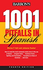 1001 Pitfalls In Spanish, 4th Edition