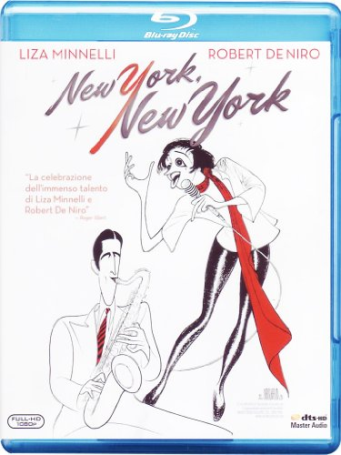 New York, New York [Blu-ray] [IT Import]
