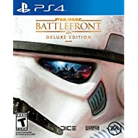 Star Wars Battlefront Deluxe Edition PlayStation 4