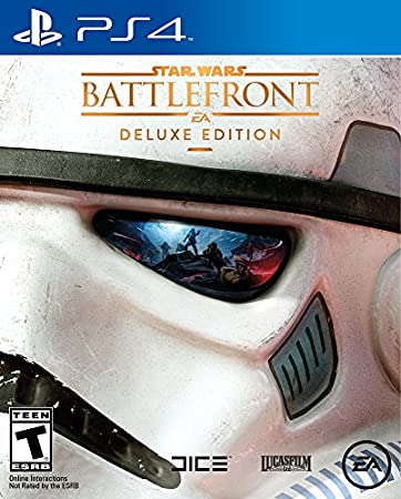 Star Wars: Battlefront Deluxe - PlayStation 4 [Digital Code]