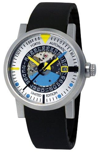 Fortis Men's 623.22.15 K Automatic Art Edition Mattern Watch