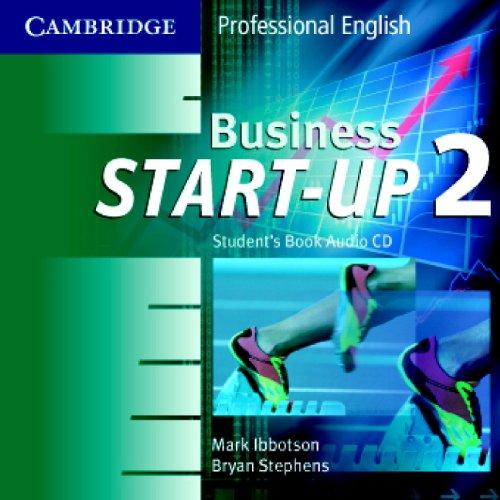 Business Start-Up 2 Audio CD Set (2 CDs) (Cambridge Professional English)