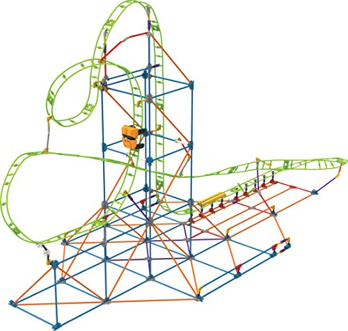 K'NEX Thrill Rides - Infinite Journey Roller Coaster Building Set