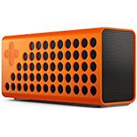 Cuatro Bluetooth Portable Wireless Speaker & Carrying Case (Orange)