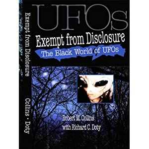 The Black World of UFOs: Exempt from Disclosure - RECOMMENDED 51HqAWcRwRL._SL500_AA300_