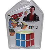 YJ 2x2 Speed Cube White Magic Cube Puzzle