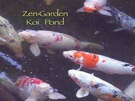 Zen Garden - Koi Pond